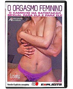 O Orgasmo Feminino - Caminho da Satisfação - DVD Educativo