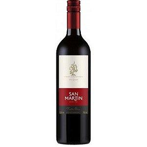 Vinho Tinto Seco 750 ml San Martin
