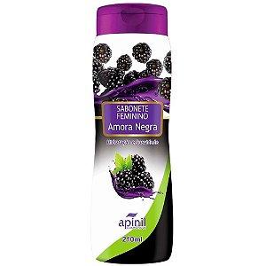 Sabonete íntimo Feminino Amora Negra 210 ml