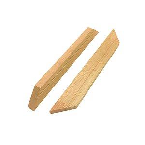Par de chassi 30cm | CHASSI COMUM 4,0x2,0x1,5