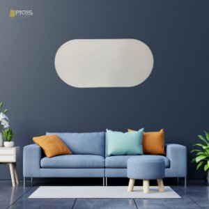 OVAL Painel / 50x100 - Lonita