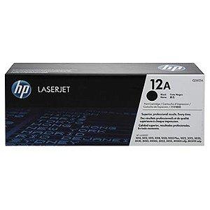 Toner Original HP Q2612A 2612A 12A | 1010 1012 1015 1018 1020 1022 3015 3030 3050