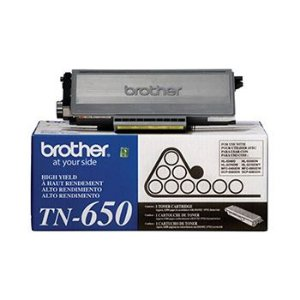 Toner Brother HL-5350 TN-650 Black DCP-8080 MFC-8480 Original - 8.000 copias