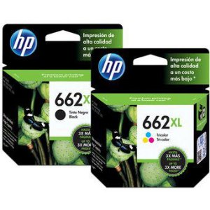 Cartucho de Tinta Hp 662xl Original