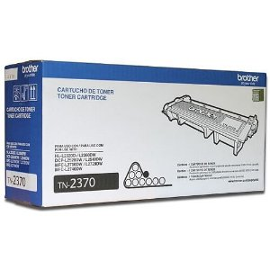 Toner Brother TN-2370 Preto Original 2.6K