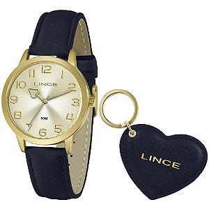 Relógio Lince Feminino LRC4671L Azul