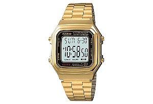 Relógio Casio Vintage - A178WGA-1ADF