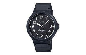 Relógio Casio Análogo MW-240-1BVDF