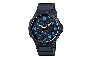 Relógio Casio Análogo MW-240-2BVDF