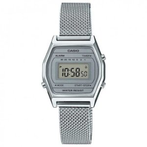 Relógio Casio Feminino Vintage LA690WEM-7DF - Prata