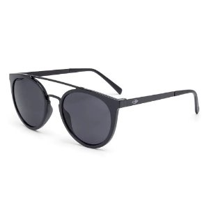 Óculos Solar Mormaii Feminino - Modelo LOS ANGELES, Lentes Cinza - M0062AEJ01