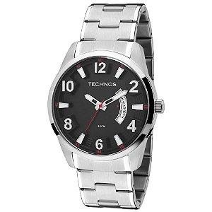 Relógio Technos Masculino 2115KSU/1R Análogo