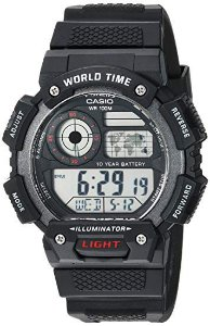 Relógio Casio AE-1400WH-1AVDF DIGITAL