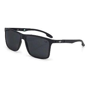Óculos Mormaii Solar Masculino Modelo Kona M0036A1401 - Preto - Lentes Cinza