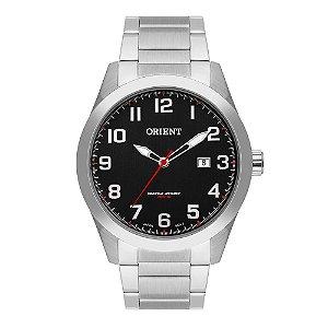Relógio Orient Masculino MBSS1360-P2SX Análogo Aço Inox