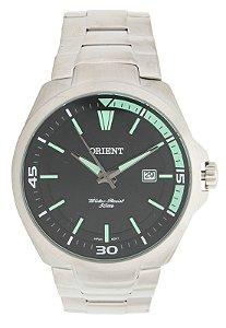 Relógio Orient Masculino MBSS1230-P1SX Análogo Aço Inox - Preto