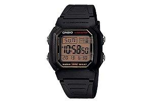 Relógio Casio W-800HG-9AVDF DIGITAL - serie Ouro