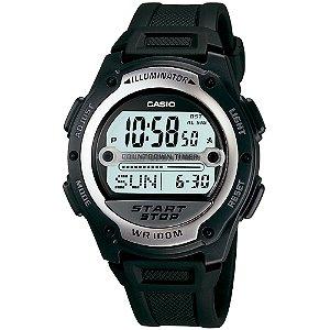 Relógio Casio W-756-1AVDF DIGITAL