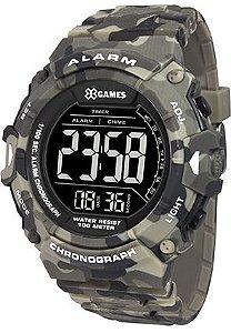 Relógio X Games XPORT Digital XMPPD488 Camuflado