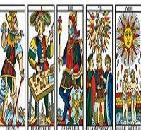 Curso de Tarot Arcanos Maiores com Iniciação - Tarot de Marselha.