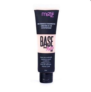Base Líquida Matte HD Bege Claro 01