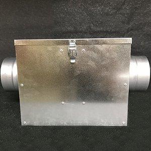CAIXA DE FILTRAGEM - 150 mm