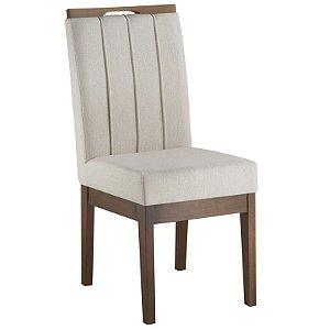 Cadeira de jantar Carmen com puxador
