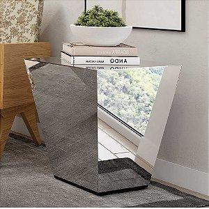 Mesa de Apoio Trapézio Espelhada