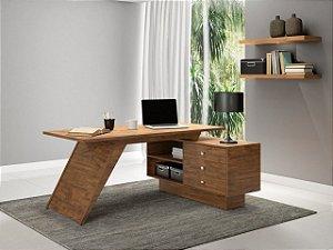 Mesa para Escritório TC140 - Nobre