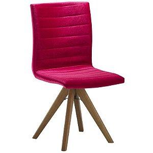 Cadeira de Jantar Lótus (vermelha)