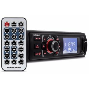 RÁDIO AUTOMOTIVO AUDIOART AR-115MP COM LEITOR USB E SD