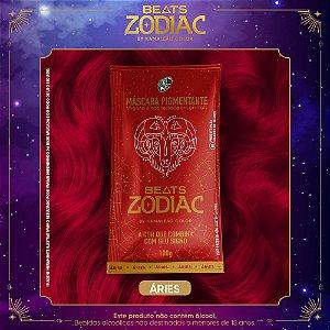 Máscara Pigmentante - Beats Zodiac by Kamaleão Color - Áries 100g