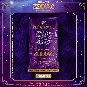 Máscara Pigmentante - Beats Zodiac by Kamaleão Color - Gêmeos 100g