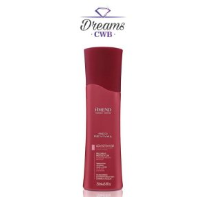 Condicionador Realce da Cor Vermelha Red Revival Amend - 250ml