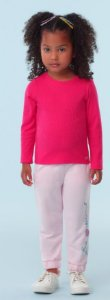BLUSA INVERNO 2021 CUTE KOALA 218 Pink