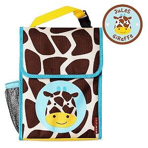 Lancheira térmica infantil zoo girafa - Skip Hop