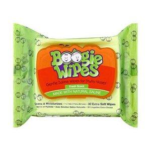 Boogie Wipes - Lenços Umedecidos com Soro