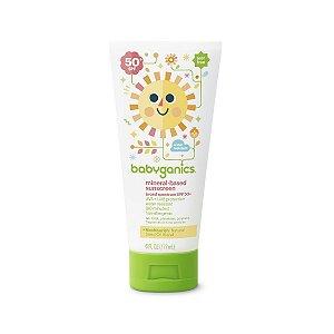 Protetor Solar Mineral Babyganics FPS 50