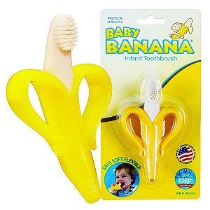 Mordedor Escova Baby Banana