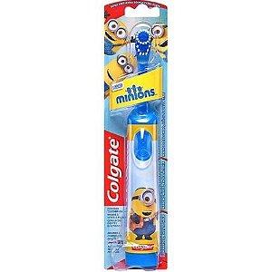 Escova Elétrica Colgate Minions - Azul