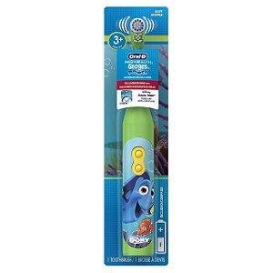 Escova Elétrica Oral B Dory - Verde
