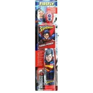Escova Elétrica Firefly - Super Homem