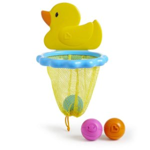 Cesta Divertida para Banho Munchkin Pato Duck Dunk