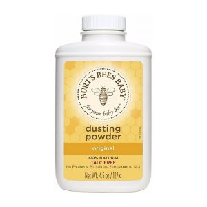 Burt´s Bees Baby Natural Dusting Powder – Talco Natural