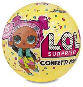 Boneca LOL Surprise Confetti Pop Série 3