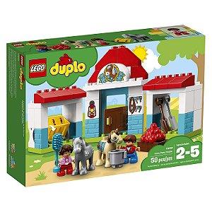 Lego Duplo Estábulo dos Pôneis 10868