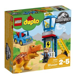 Lego Duplo Jurassic World T-Rex 10880