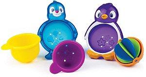 Brinquedo para Banho Amigos Flutuantes Munchkin