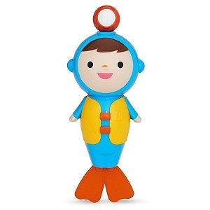 Brinquedo para Banho Mergulhador Munchkin