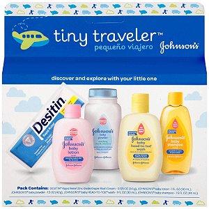 Kit de Higiene para Viagem Johnson´s Baby